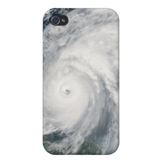 Hurricane Wilma over Mexico Case For The iPhone 4