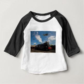 Hurricanes and steam train baby T-Shirt