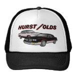 Hurst/Olds Cap