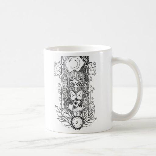Hurt Classic White Coffee Mug