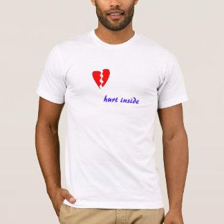 hurt inside, hurt inside T-Shirt