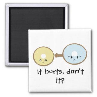 Hurts Donut Version 2 Magnet