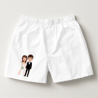 husband and wife boxers