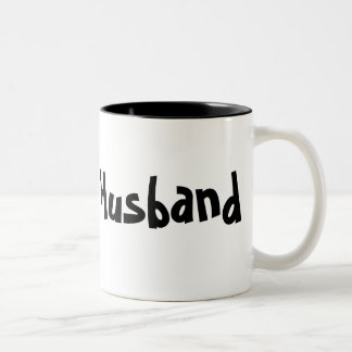 Husband - Coffee Cup/Mug Two-Tone Coffee Mug