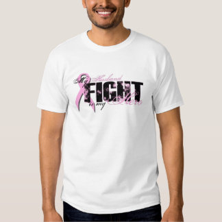 Husband Hero - Fight Breast Cancer Shirts