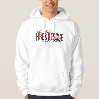 Husband Hero - Fire & Rescue Hoodie