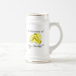 Husband - In Memory of Military Tribute Coffee Mug