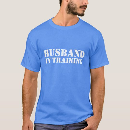 Husband In Training T-Shirt