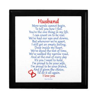 Husband Love Gift Boxes