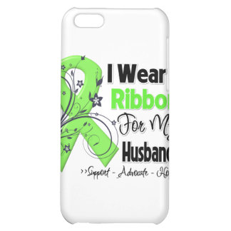 Husband - Lymphoma Ribbon Cover For iPhone 5C