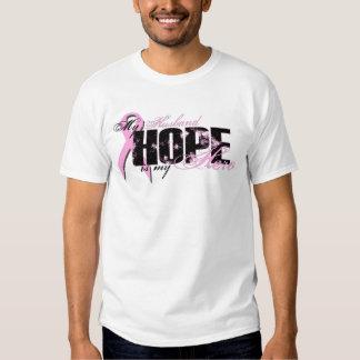 Husband My Hero - Breast Cancer Hope T Shirts