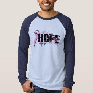 Husband My Hero - Breast Cancer Hope Tees