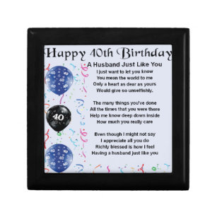 Husband 40th Birthday Gifts Gift Ideas