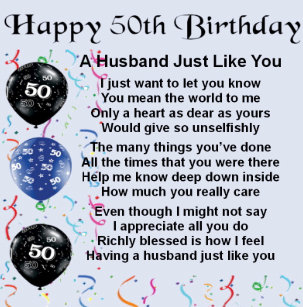 Husband 50th Birthday Gifts Gift Ideas