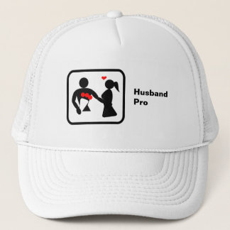Husband Pro Trucker Hat