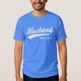 Husband Since 2013 Tees