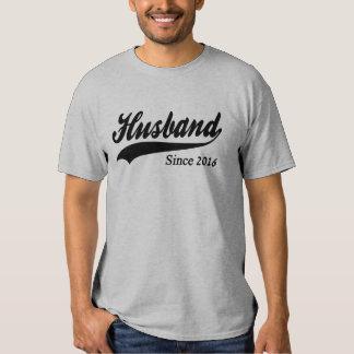 Husband Since 2016 T Shirts