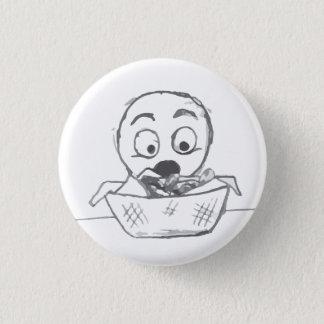 Hushpuppies! 3 Cm Round Badge