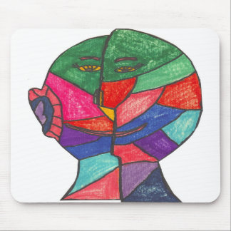 Huske-Gabriella H Mouse Pads