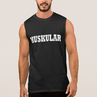 HUSKULAR SLEEVELESS SHIRT
