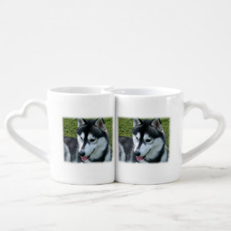 husky-2 coffee mug set