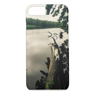 Husky Adventures iPhone 7 Case