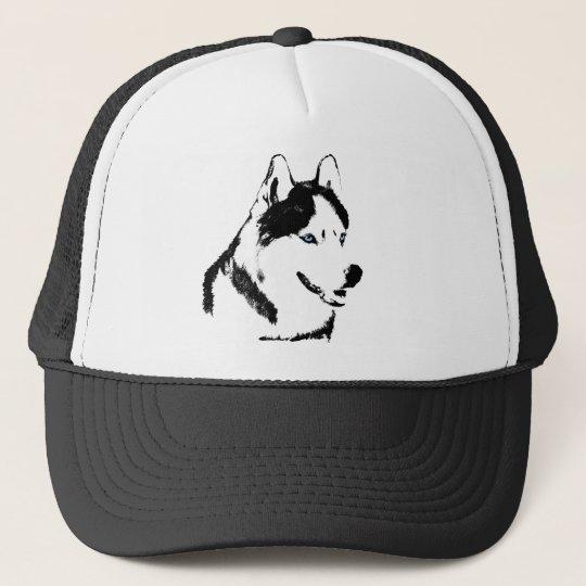Husky Caps Sled Dog Caps Husky / Wolf