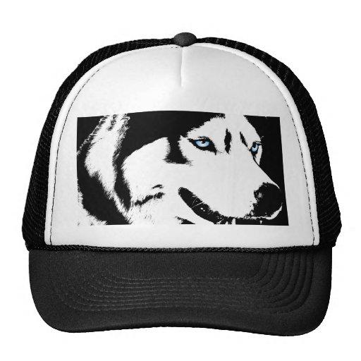 Husky Caps Sled Dog Caps Siberian Husky Hats Gift