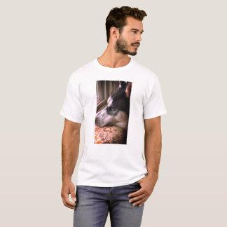 Husky Close-up T-Shirt