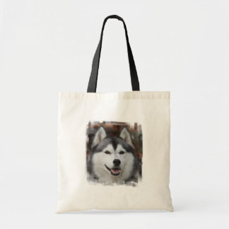 Husky Dog Bag