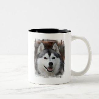 Husky Dog Coffee Mug