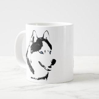 Husky Dog Coffee Mug Siberian Husky Sleg Dog Cup Jumbo Mug