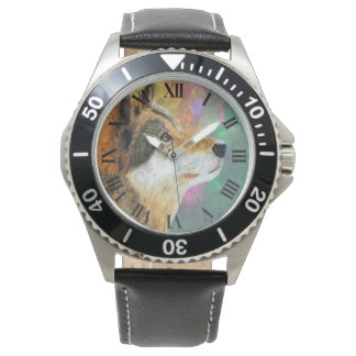 Husky Dog Faber Drill Wristwatches