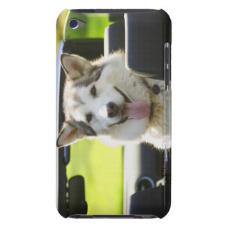 Husky dog from convertible iPod touch Case-Mate case