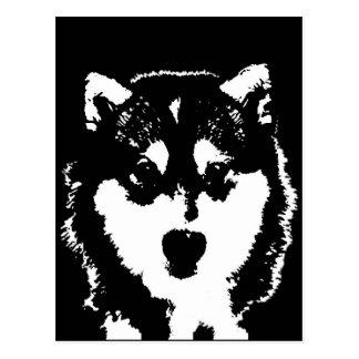 Husky Gifts - Postcard