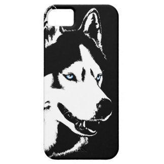 Husky iPhone 5 Case Siberian Husky Malamute Case
