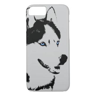 Husky iPhone 7 case Siberian Husky Malamute Cases