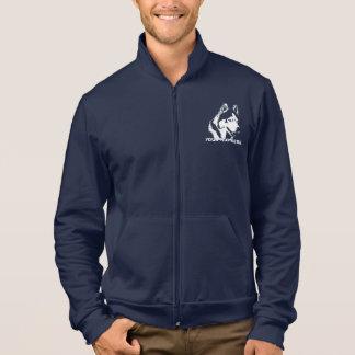 Husky Jacket Men's Sled Dog Personalized Jacket