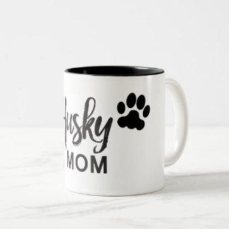 Husky Mom Coffee Mug