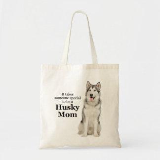 Husky Mom Tote