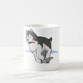 Husky Mugs