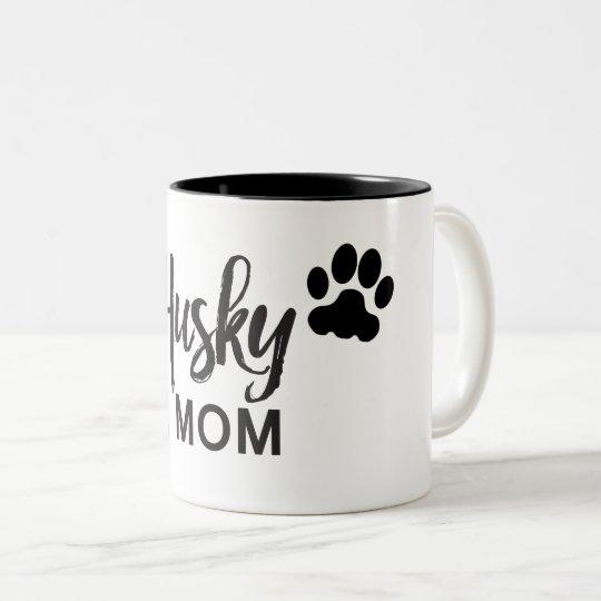 Husky Mum Coffee Mug