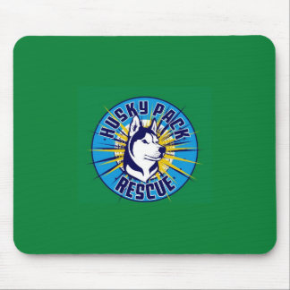 Husky Pack Rescue Mouse Pad