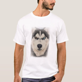 Husky portrait T-Shirt