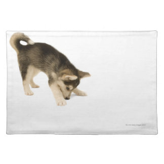 Husky Puppy 2 Placemat