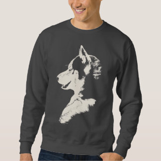 Husky Shirts Sled Dog Sweatshirt Wolf Dog Shirt