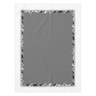 Husky Tablecloth Husky Malamute Art Tablecloth