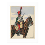 Hussar Post Card