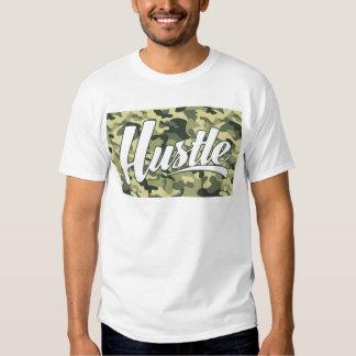 Hustle Camo Block T Shirts