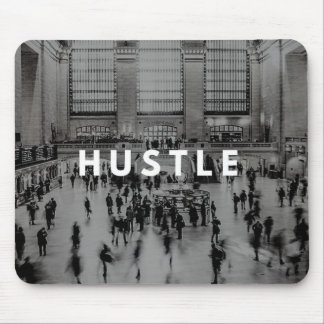 Hustle Grand Central Mousepad